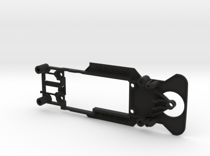 1/32 Fly Porsche 911/934 Chassis for Slot.it 3d printed