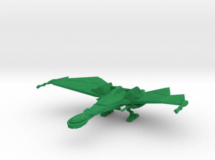 1/2500 QuD (Insurrection) Frigate - Landing mode 3d printed