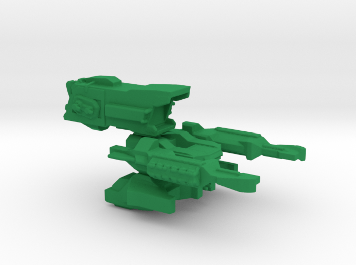Fire Crow 3d printed