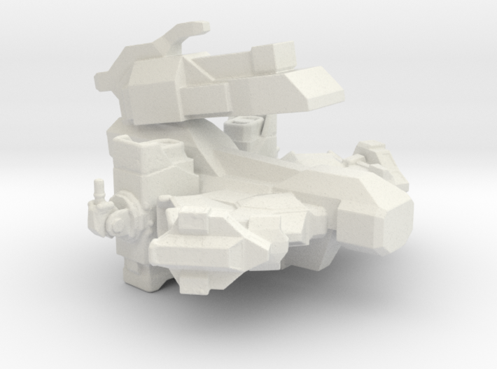 Automated Tanker 3d printed