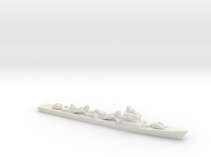 Type 051 Destroyer, 1/1800 3d printed