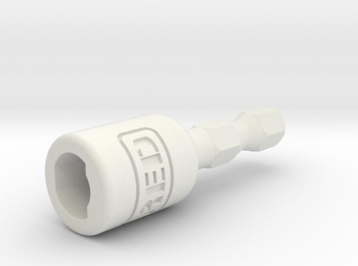B6BallEndTip 3d printed
