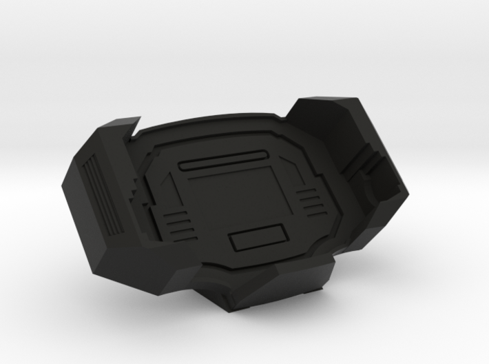 DynoBuckler Power Morpher Display Holster 3d printed