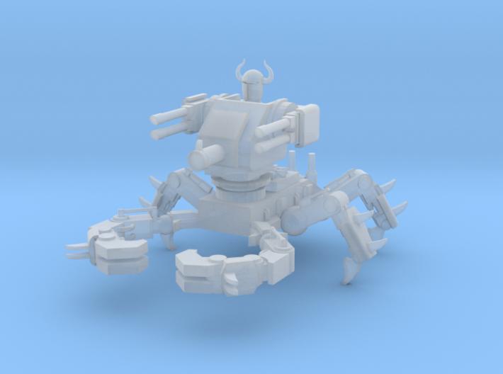 Cyberdemon Debaser 3d printed