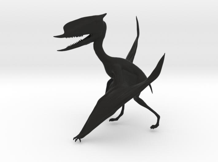 Dinosaur Dsungaripterus 14 cm long walking 3d printed
