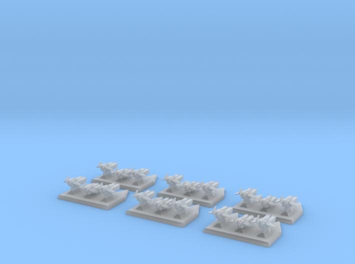Legion - Boarding Torpedo - S3 x6 3d printed