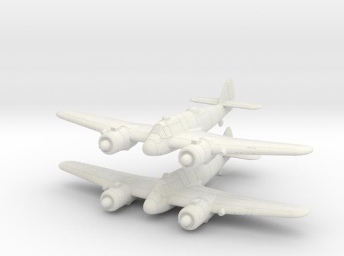 1/240 Bristol Beaufighter Mk.Ic (x2) 3d printed