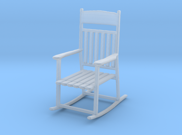 1/64 (S) Rocking Chair 3d printed