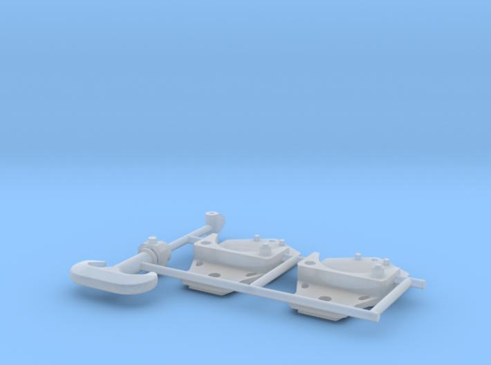 GOTTWALD Amk306 hook block 3d printed