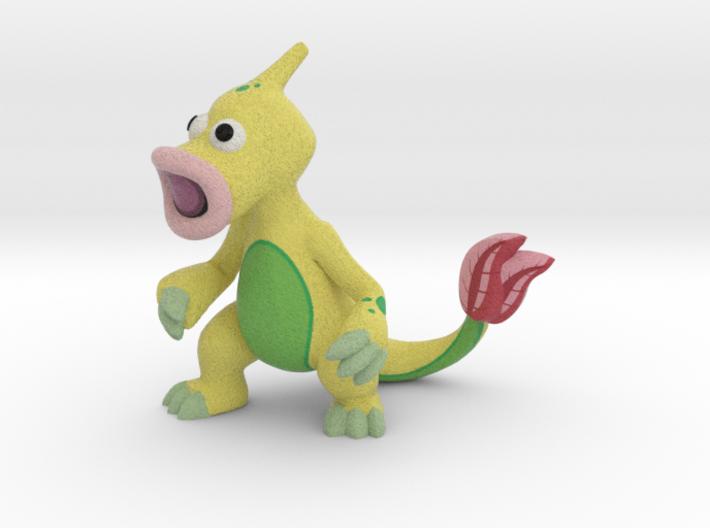 Pokefusion - Weepinmeleon 3d printed