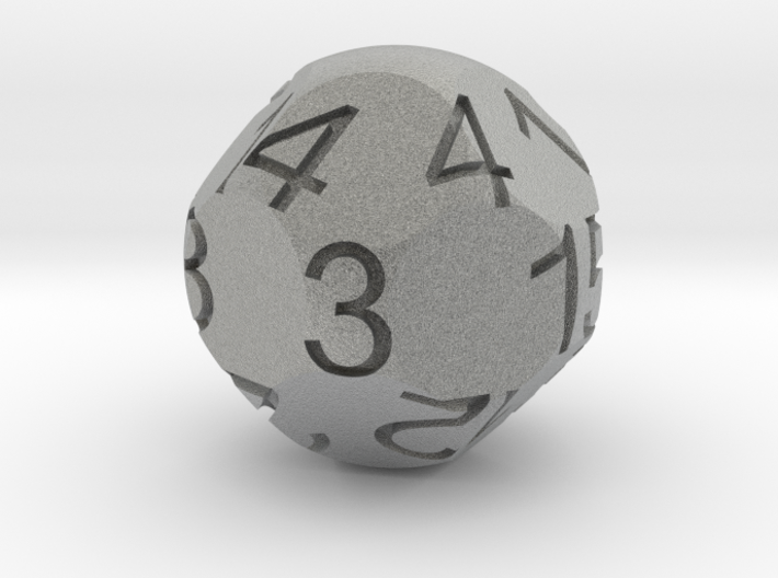 D15 Sphere Dice 3d printed