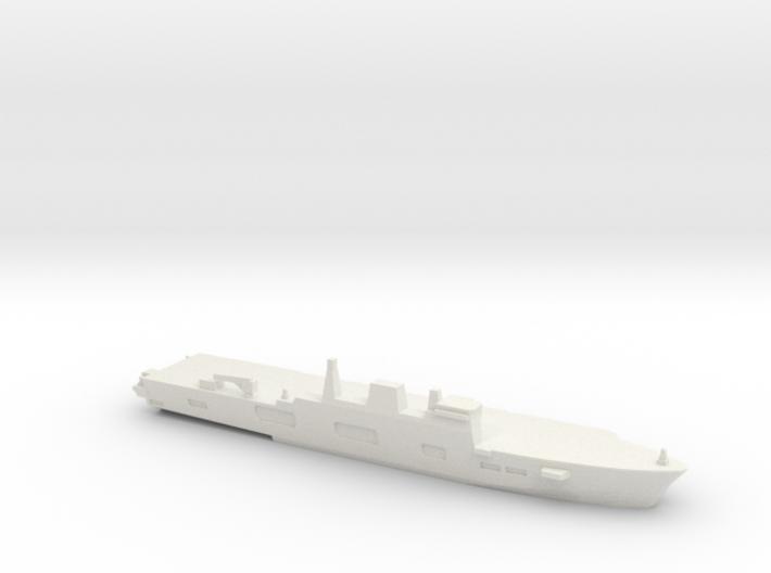 HMS Ocean (L12), 1/1800 3d printed