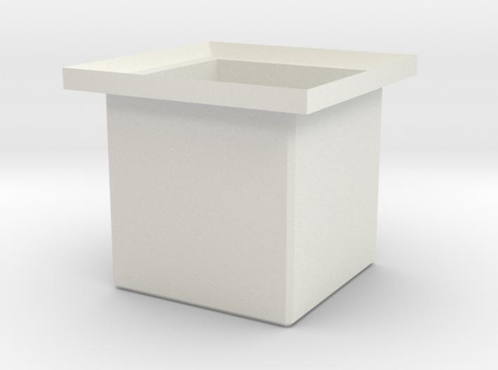 Standard cargo Box 3d printed