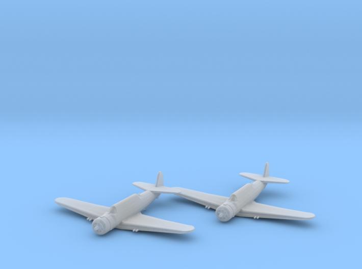Vultee V-11 1:200 x2 FUD 3d printed