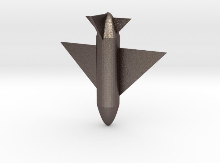 Jetplane 3d printed