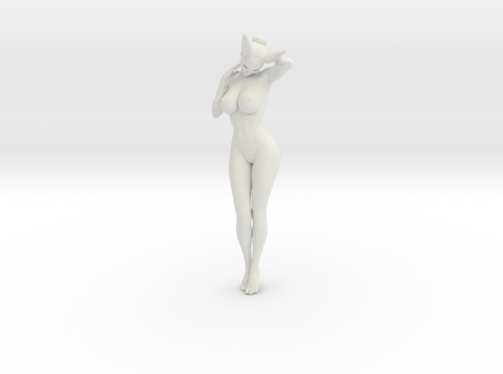Bunny lady 008 1/10 3d printed