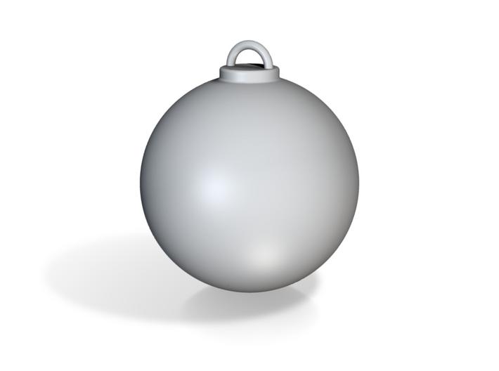 Christmas Ball - Custom 3d printed