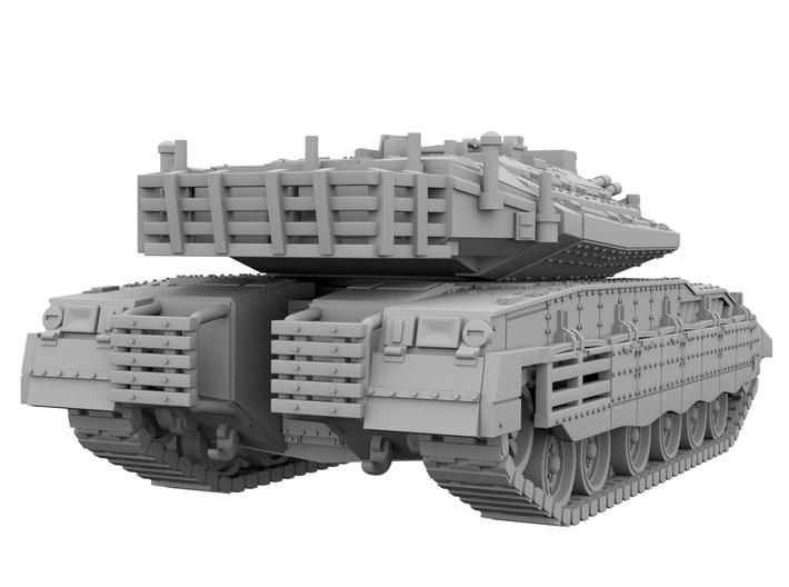 1:87 - Merkava IV [FUD] 3d printed