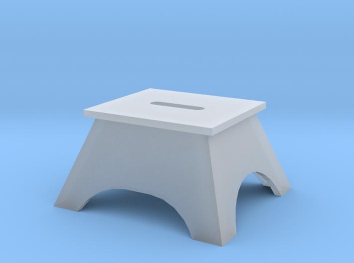 Passenger Stepping Box S Type 1 3d printed