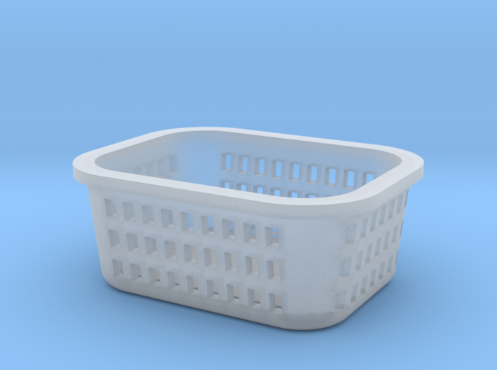 1:48 Laundry Basket 3d printed