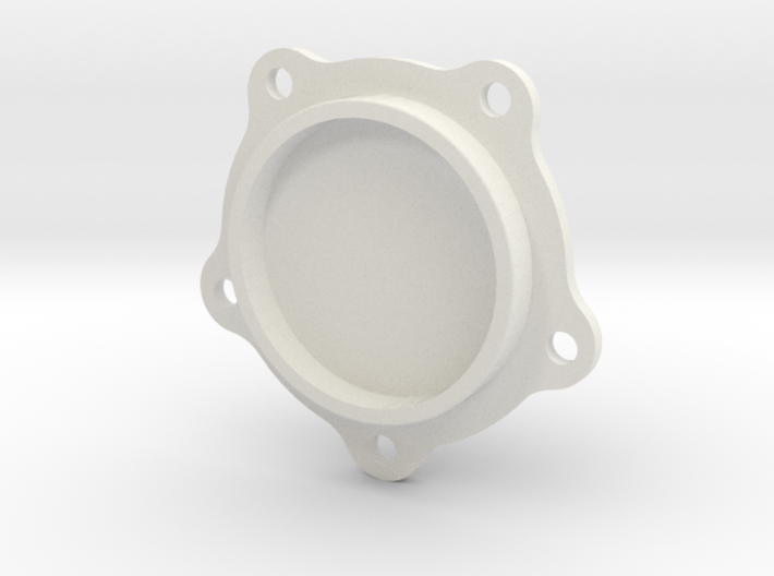 Ford Ragtop Clevis 3d printed