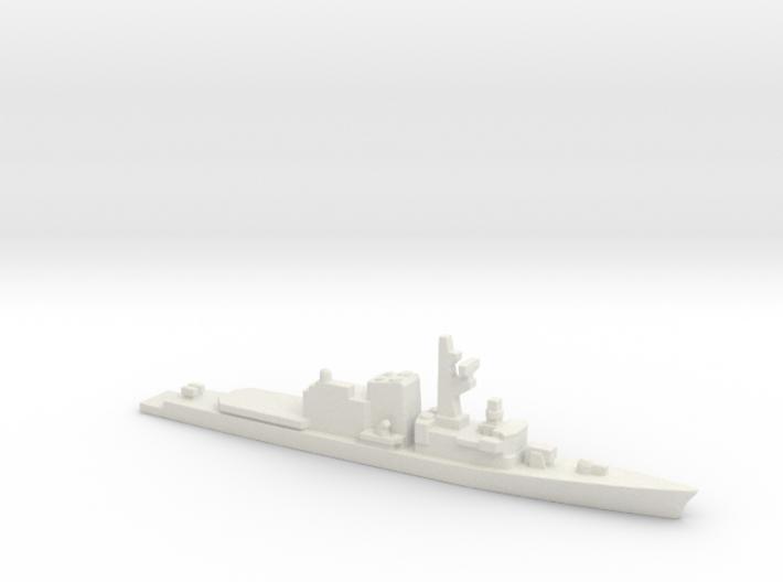 Hatsuyuki-class destroyer, 1/3000 3d printed