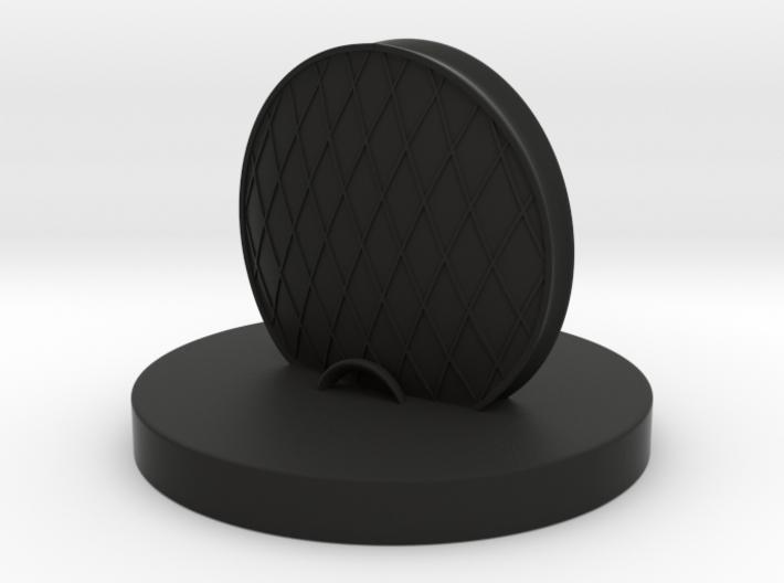 Chess Rook_Abu Dhabi 3d printed