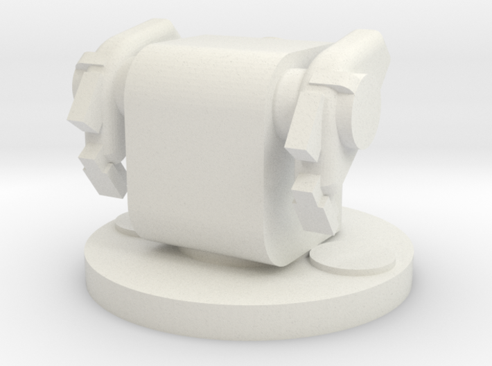 1/144 Scale USN Mk 11 Misile Launcher 3d printed