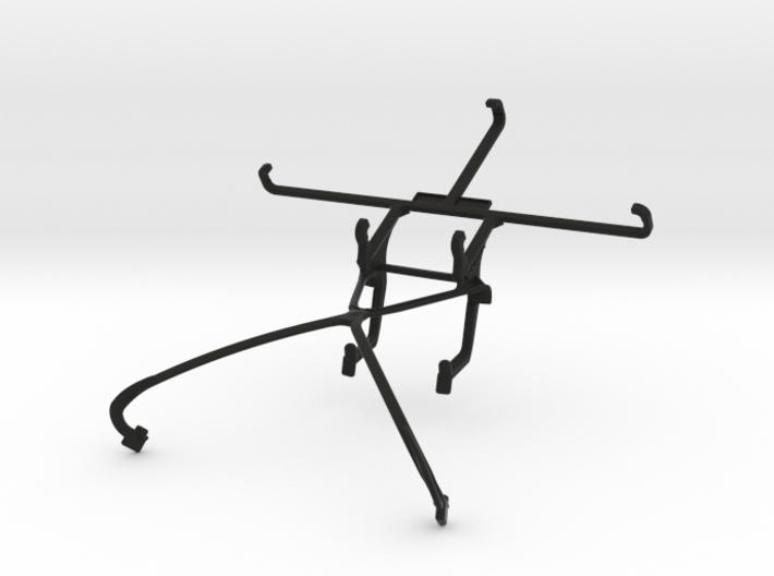NVIDIA SHIELD 2014 controller & LeEco Le Max - Fro 3d printed