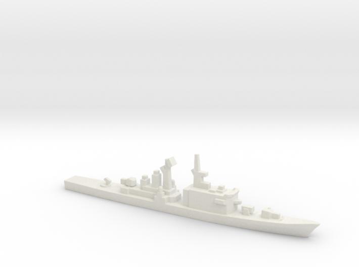 Tachikaze-class destroyer, 1/3000 3d printed