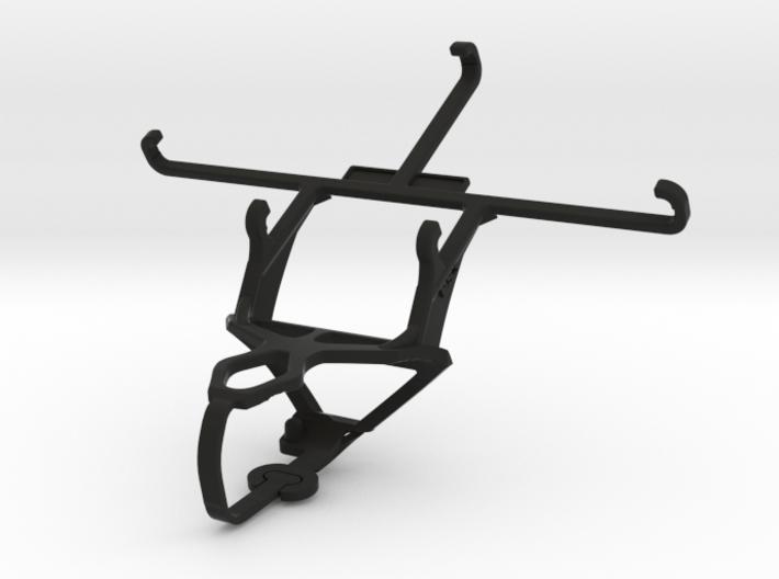 PS3 controller & vivo V3 - Front Rider 3d printed