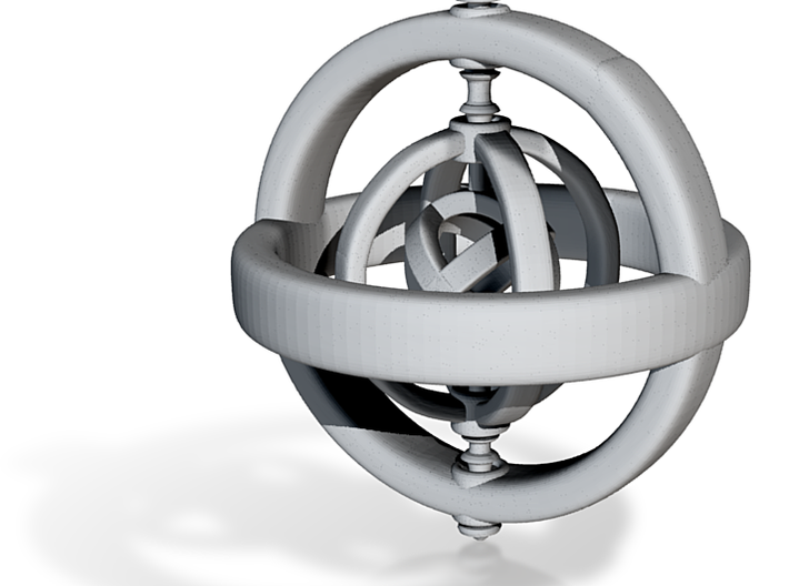 Metal Spin 3d printed
