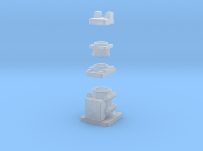 Additional Parts 3d printed