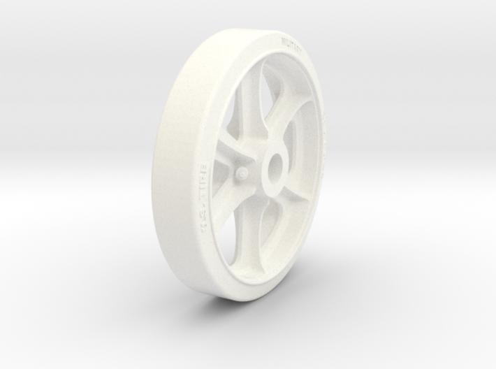 1/6 IDLER Wheel Stuart 3d printed