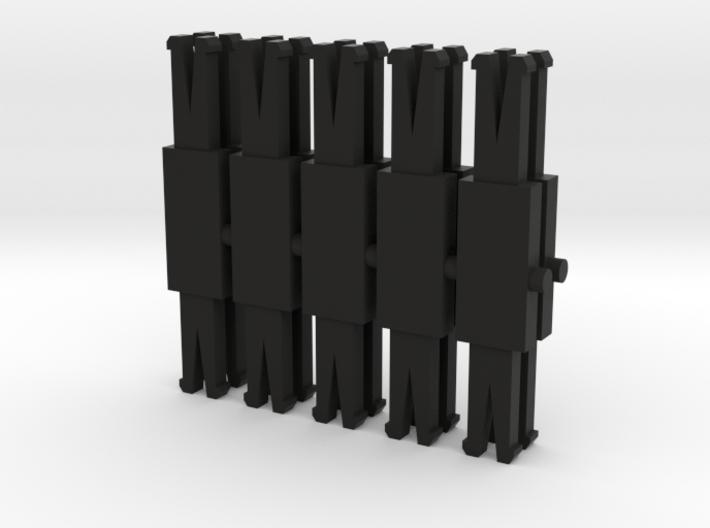10 Barres d'attelage Jouef Dev A0 3d printed