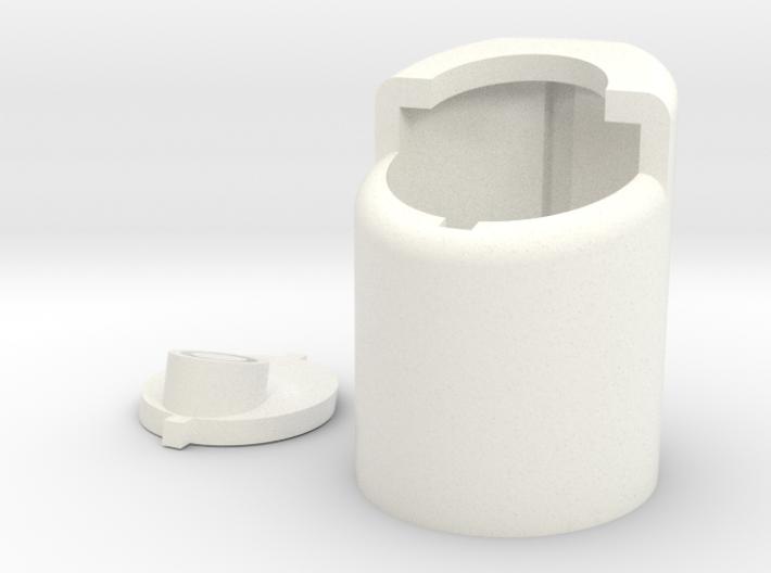 1c Cred Dispenser - Netrunner 3d printed