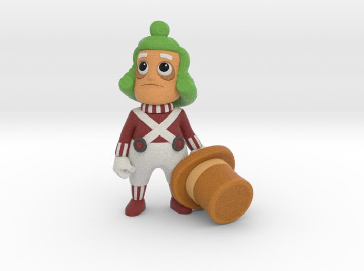 Sad Oompa Loompa 3d printed