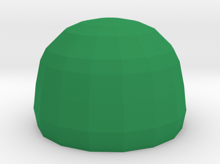 Cap for the 50 ml Leaf bottle 3d printed