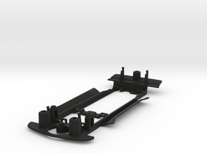 S15-ST4 Chassis for Scalextric Ford Sierra SSD/STD 3d printed