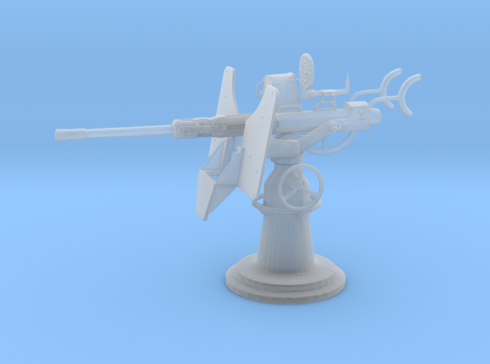1/72 USN Oerlikon 20 mm Single 3d printed