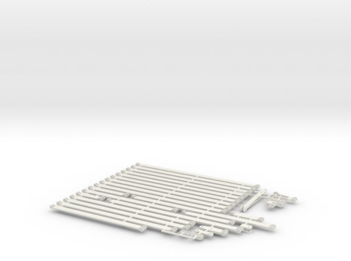 Ac1600 jib Tiebar 3d printed