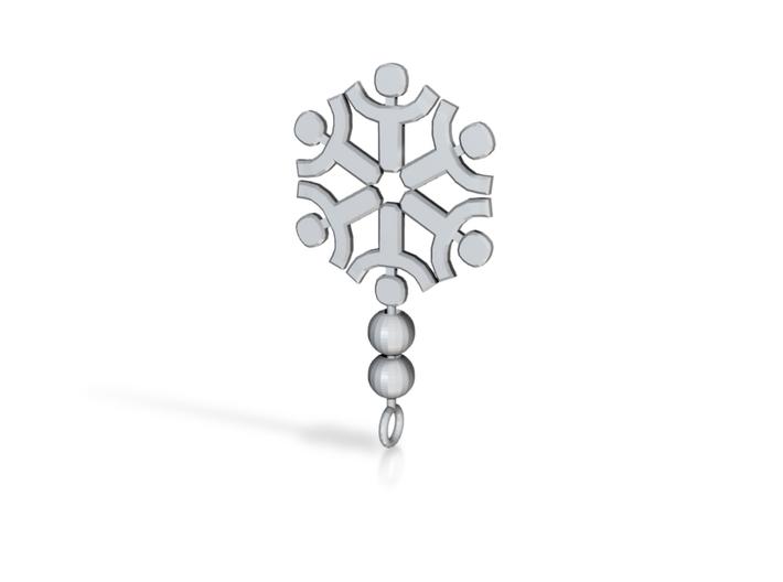 Mei's Bracelet Charm 3d printed