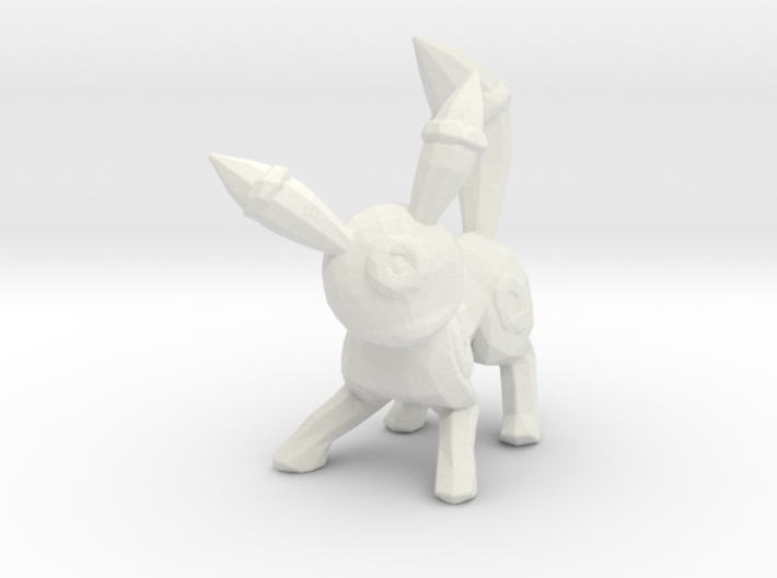 Umbreon 3d printed