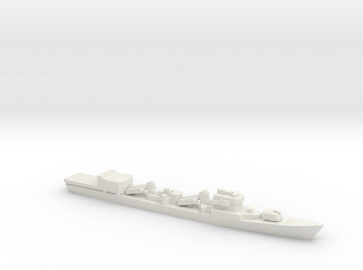 Type 051D Destroyer w/ Helo Hanger, 1/2400 3d printed