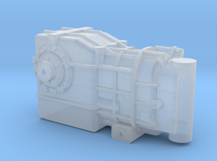 Gearbox (repaired) 3d printed