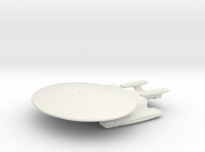 Prototype Nebula Class 3d printed