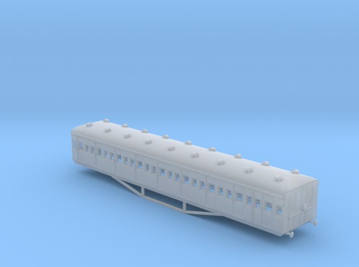 NTT4 - VR Tait T - Elliptical roof (432T/94G) 3d printed