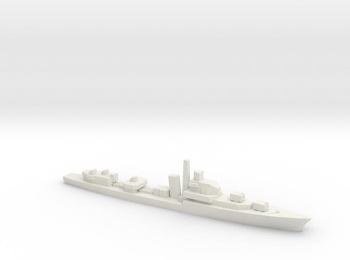 Battle-class destroyer Group 3, 1/2400 3d printed