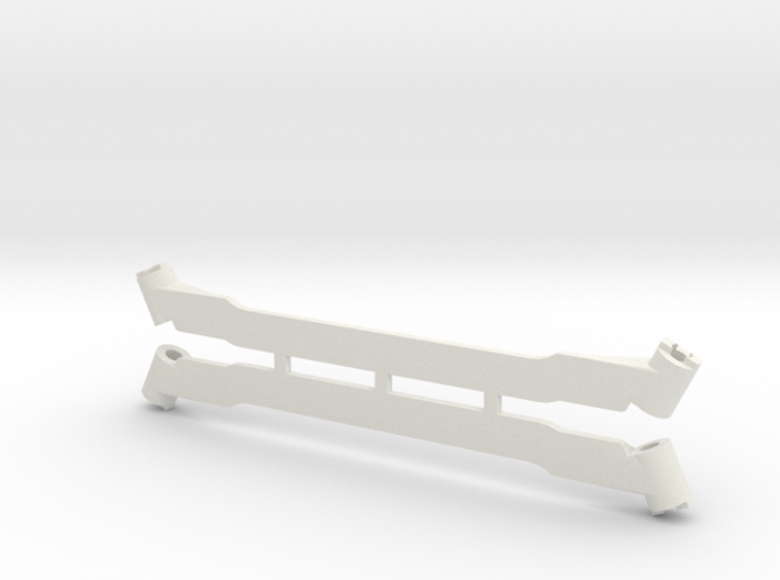 Subchassis V7 Rails 3d printed