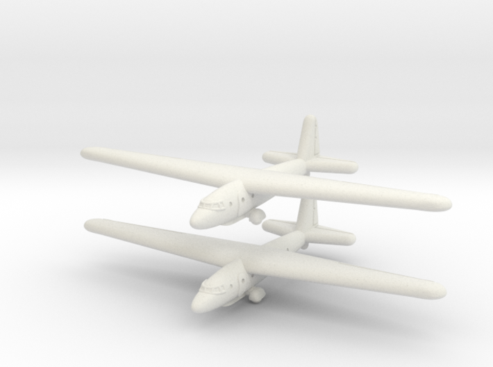 Aeronautica Lombarda AL-12P (1/285) 3d printed